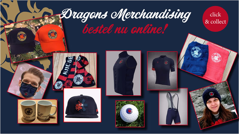Dragons Merchandising